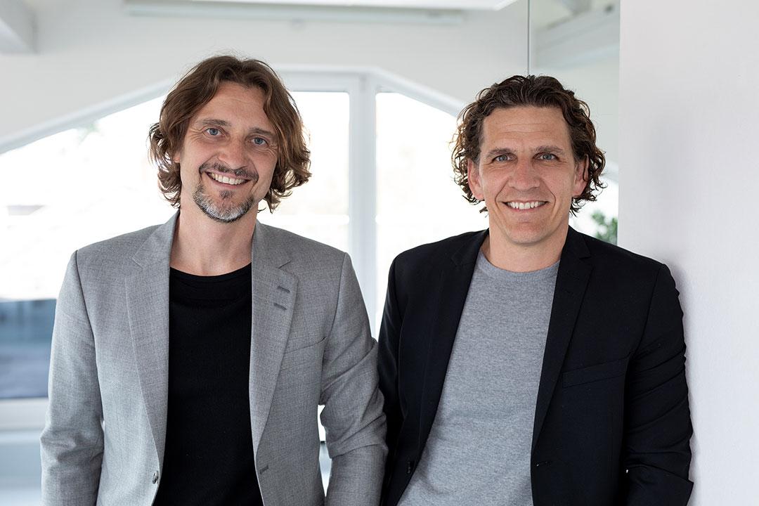 Andreas Funk und Marco Biegert