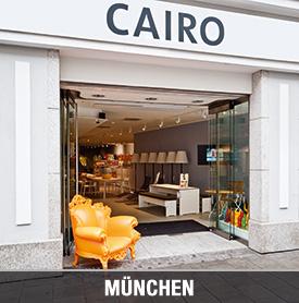 47249cddbc7de7 Cairo Designstores - Möbelgeschäfte in Ihrer Nähe