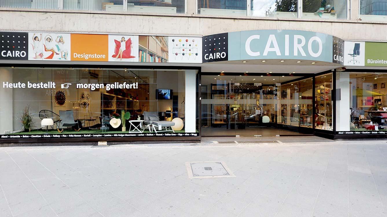 Designermöbel in Frankfurt - Cairo Designstore Frankfurt | cairo.de