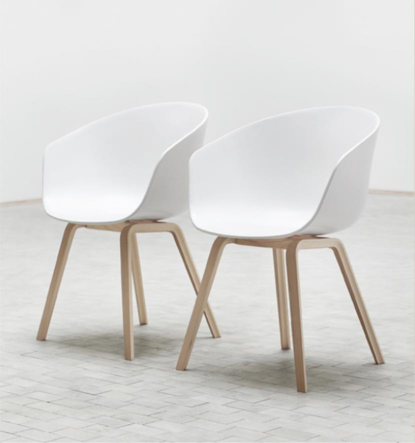 About a Chair von HAY
