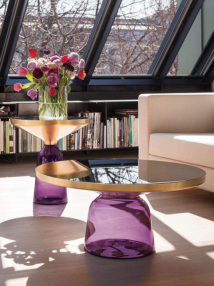 Der Bell Table von Sebastian Herkner