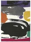 Teppich Kodari Canvas bunt, B 170 cm, L 240 cm