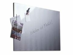 Magnettafel H 60/B 50 cm | Aluminium