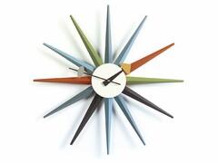 Wanduhr Sunburst Clock