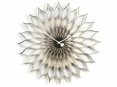 Wanduhr Sunflower Clock