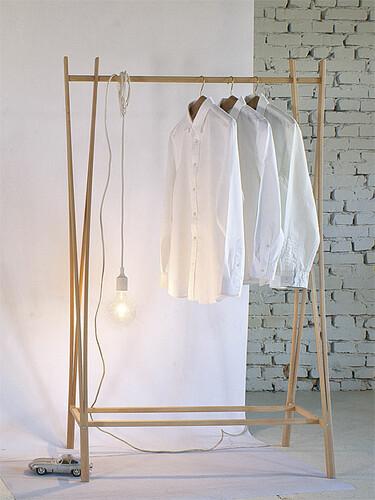 kleiderst nder tra ra kleiderstange sofort lieferbar. Black Bedroom Furniture Sets. Home Design Ideas