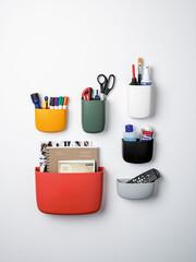 Wandaufbewahrung Pocket Organizer 3