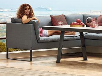 2-Sitzer Sofa Flex 2-Sitzer Sofa