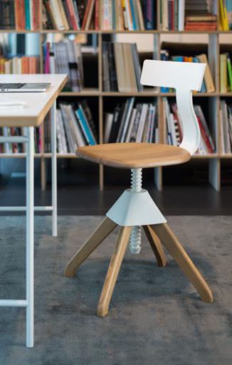 Schreibtischstuhl Tuffy