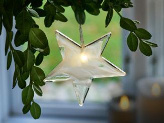 LED Weihnachtsbaumanhänger Agnes