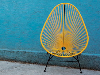 Stuhl Acapulco Chair