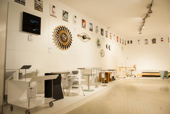 Beistelltische im Cairo Designstore Nürnberg
