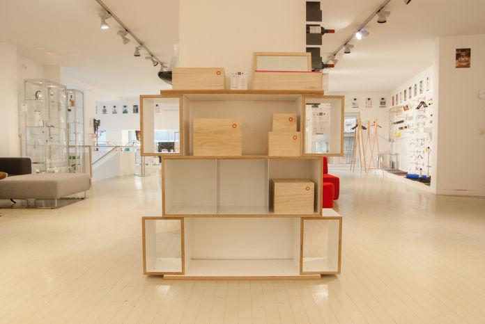 Aufbewahrung im Cairo Designstore Nürnberg